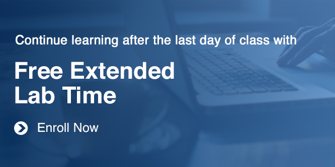 Free Extended Lab Time