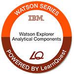 LearnQuest IBM Watson Explorer Analytical Components