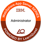 IBM Explorer Badge WebSphere App Server Series