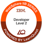 IBM Explorer Badge WebSphere IIB Series