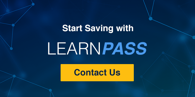 Save up to 30% with LearnPass