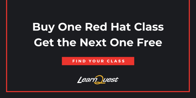 Buy One Red Hat Class Get the Next One Free!